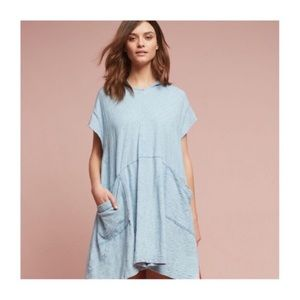 Anthropologie Saturday Sunday Anya Hoodie Dress